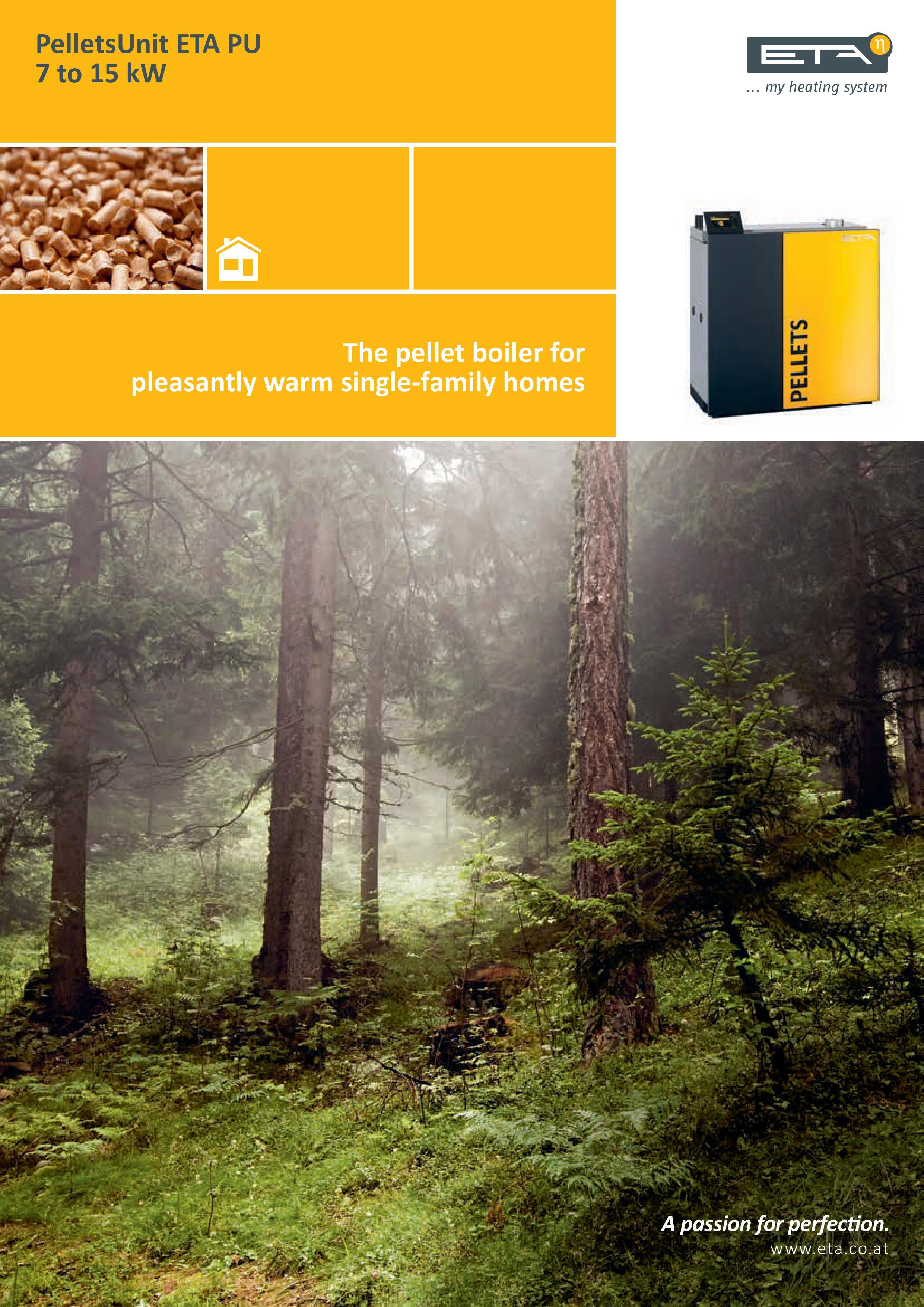 ETA PU Boiler Brochure